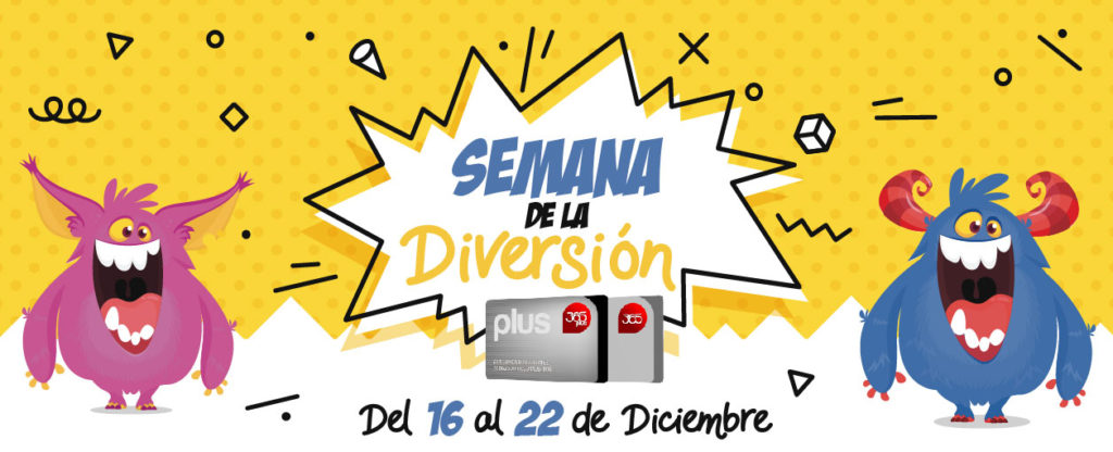 Semana de la diversion playland