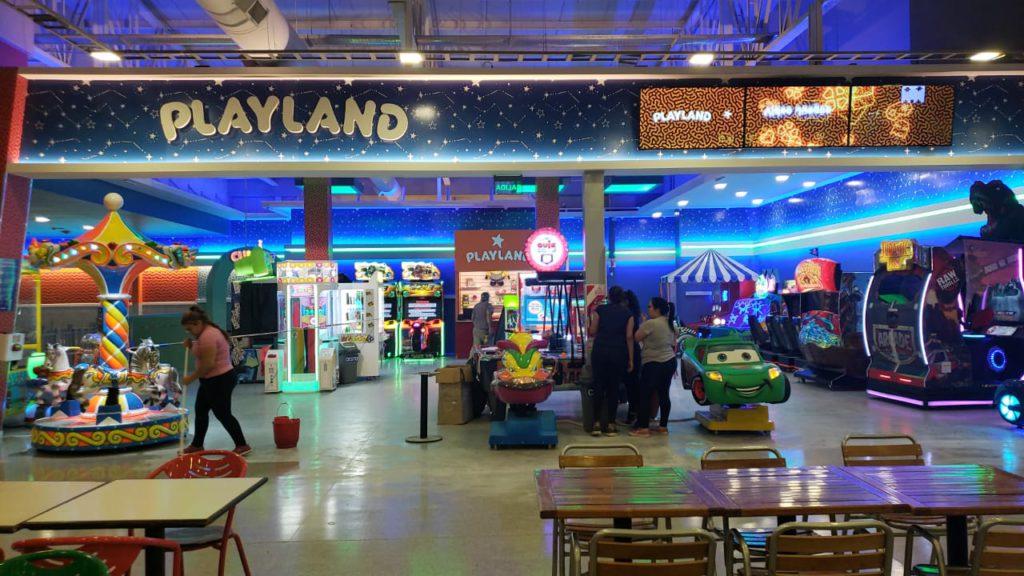 playland rincon de los sauces
